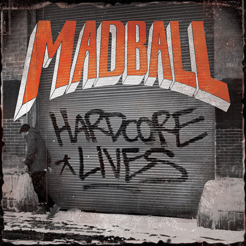 Madball - Hardcore Lives CD