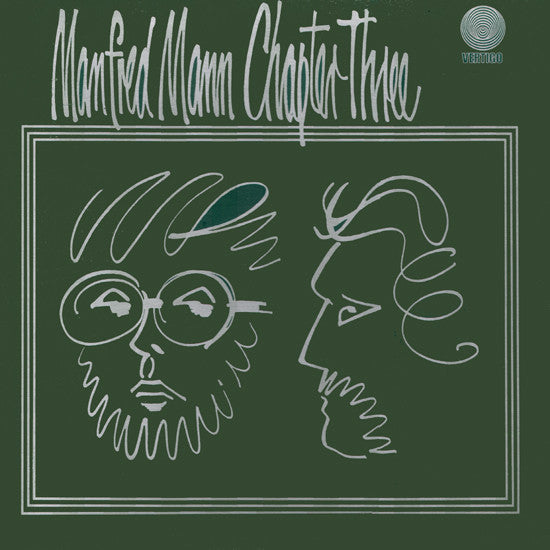 Manfred Mann Chapter Three ‎- Manfred Mann Chapter Three (LP)