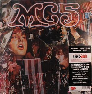 MC5 - Kick Out The Jams (180gm)