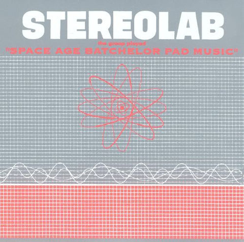 "Stereolab - The Groop ""Played Space Age Bachelor Pad Music"" (LP, Clear Vinyl)"