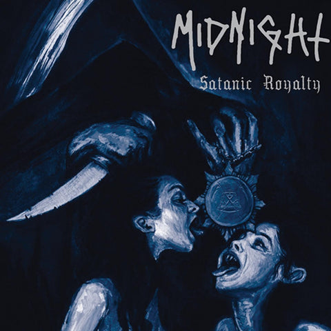 Midnight - Satanic Royalty (CD + DVD)