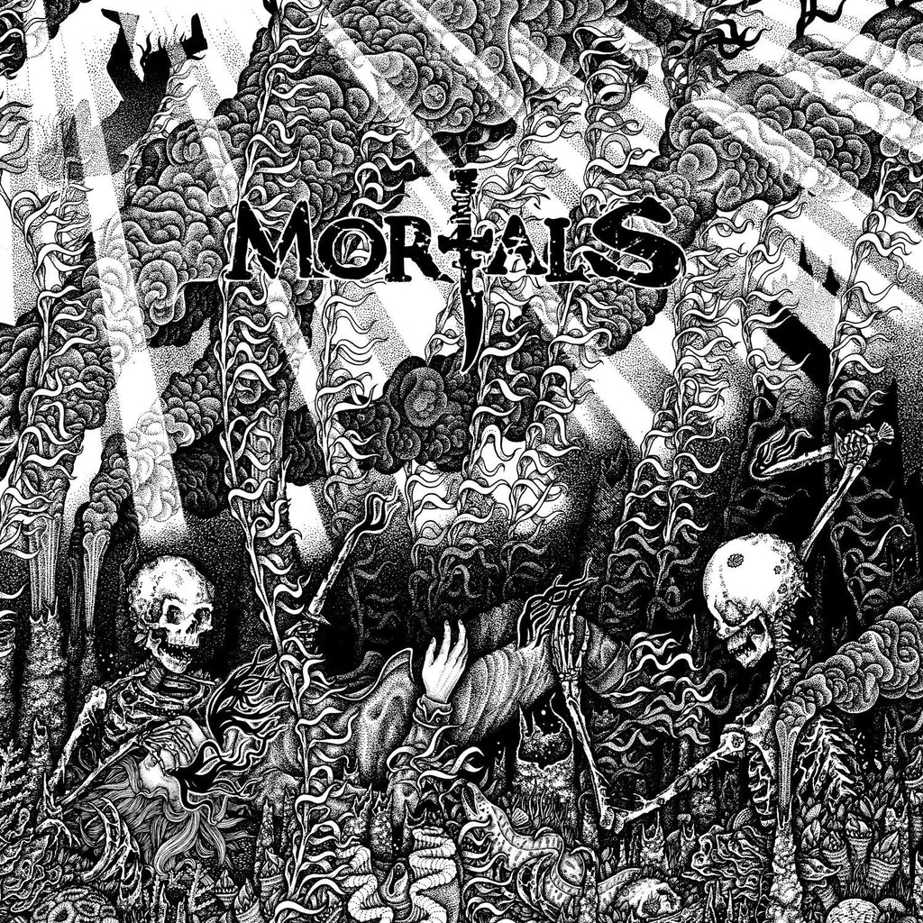 Mortals - Cursed To See The Future LP