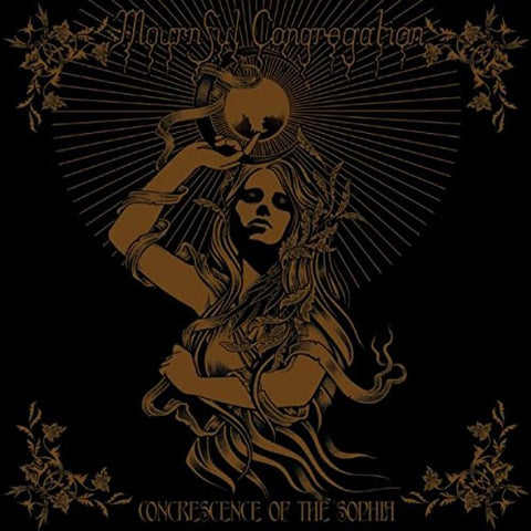 Mournful Congregation - Concrescence of the Sophia CD