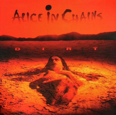 Alice In Chains - Dirt (180gm Audiophile pressing)
