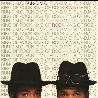Run DMC - King Of Rock (Get On Down Release, LP, 180gm)