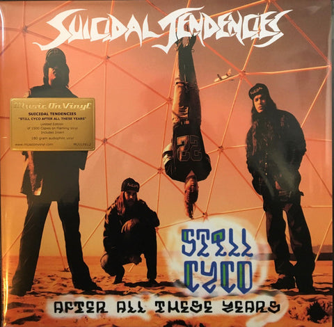Suicidal Tendencies - Still Cyco After All These Years (LP, flaming vinyl)