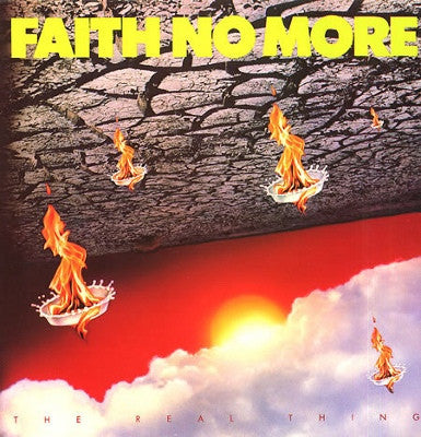 Faith No More - The Real Thing (180gm Audiophile pressing)