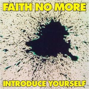 Faith No More - Introduce Yourself (180gm Audiophile pressing)