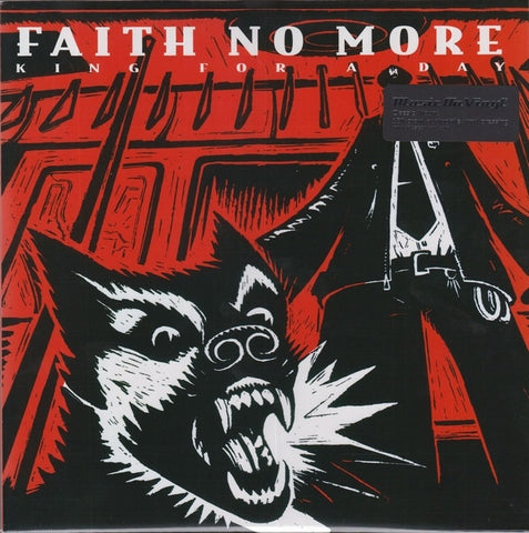 Faith No More - King For A Day, Fool For A Lifetime (2x180gm Audiophile pressing)