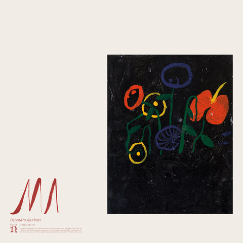 Devendra Banhart - Ma (LP, Indie Excl. Ltd. 140g Transparent Red Vinyl)