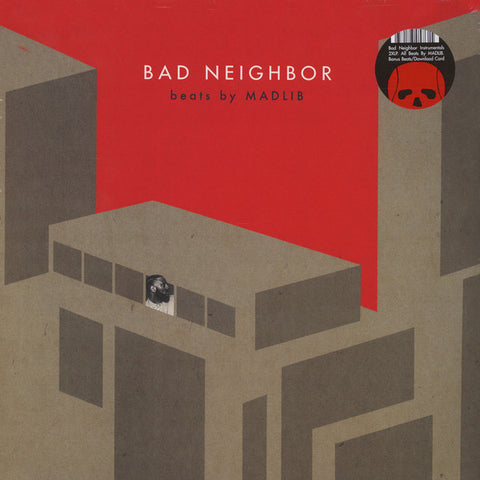 Madlib - Bad Neighbor Instrumentals (2xLP)