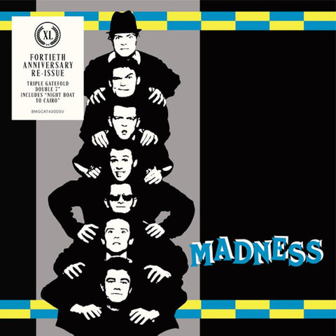 "[RSD20] Madness - Work Rest & Play EP (2x7"")"