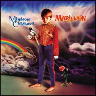 Marillion - Misplaced Childhood (LP, 2017 Remaster)