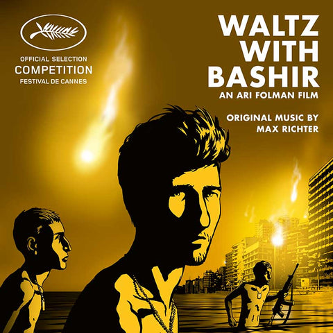 Max Richter - Waltz With Bashir OST - (2xLP)