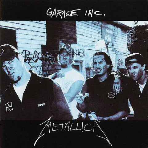 Metallica - Garage Inc. (3xLP)