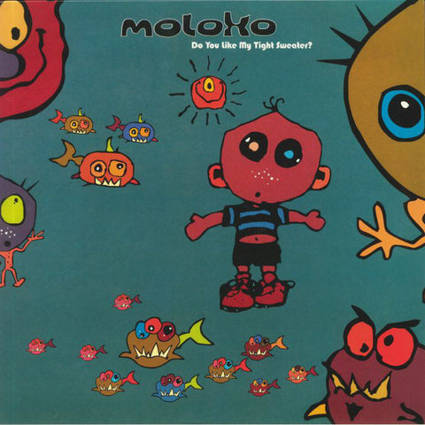 Moloko - Do You Like My Tight Sweater? (2xLP,Turquoise vinyl)