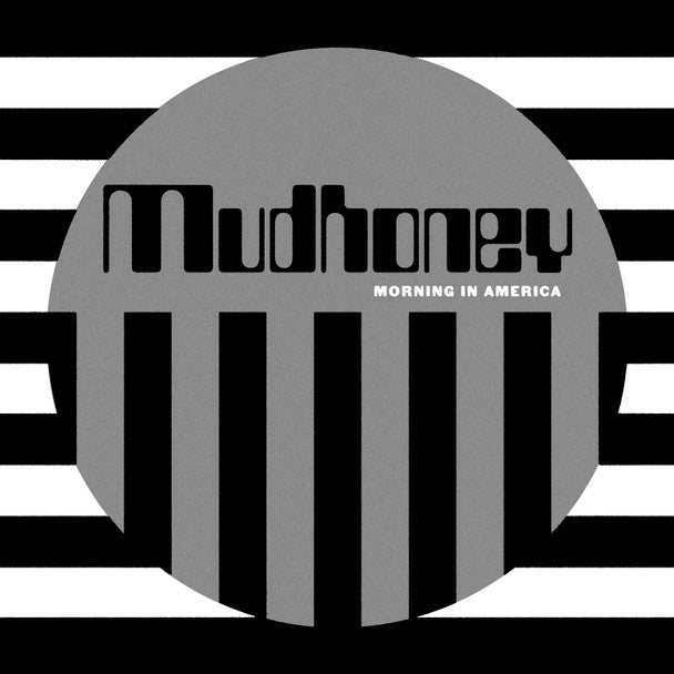 Mudhoney - Morning In America (LP, Silver Vinyl)