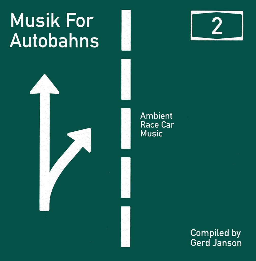 Various Artists - Music For Autobahns 2 (2xLP)