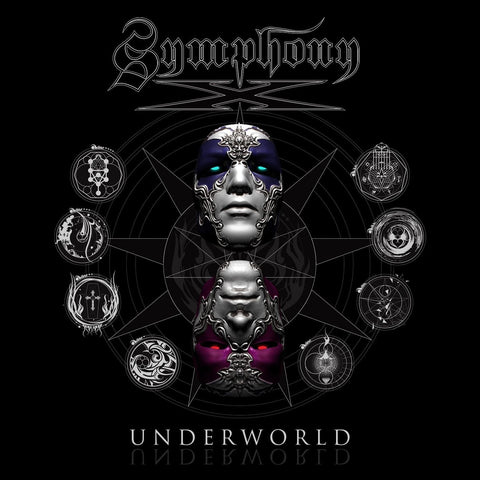 Symphony X - Underworld CD