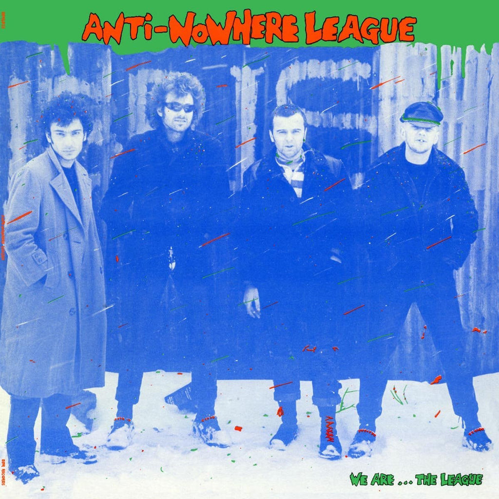 Anti-Nowhere League - We Are...The League LP
