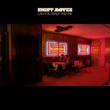 PREORDER - Night Moves - Can You Really Find Me (LP, Indie Excl. Heavyweight Neon Orange Vinyl)