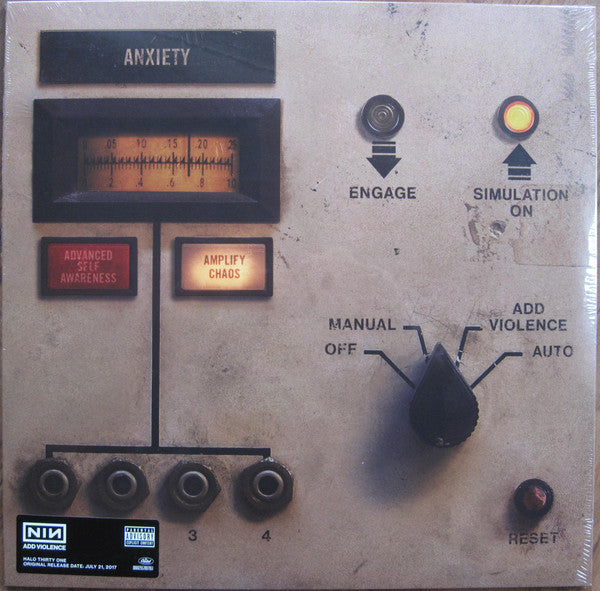 "Nine Inch Nails - Add Violence EP (12"")"