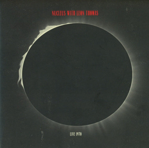 Nucleus with Leon Thomas - Live 1970 (2xLP)