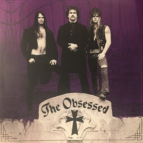Obsessed, The - s/t (LP)