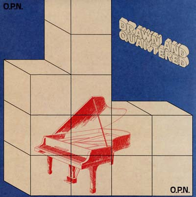 Oneohtrix Point Never - Drawn And Quartered (LP)