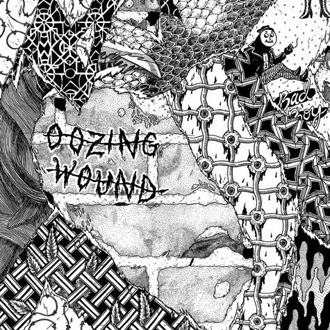 Oozing Wound / Black Pus - Split