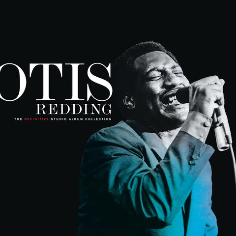 Otis Redding - The Definitive Studio Album Collection (7xLP Boxset)