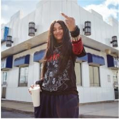 Princess Nokia - A Girl Cried Red (LP, Indies Only)