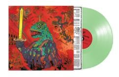 King Gizzard & The Lizard Wizard - 12 Bar Bruise (LP, Doublemint Green Vinyl)