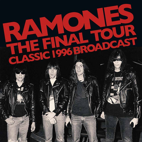 Ramones - The Final Tour (2xLP)