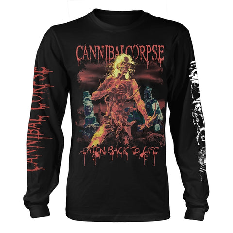 [T-shirt] Cannibal Corpse - Eaten Back To Life