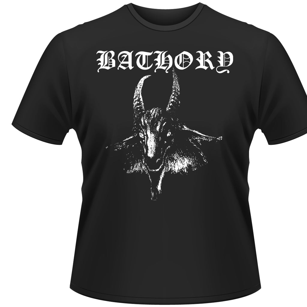 [T-shirt] Bathory - Bathory (Goat)