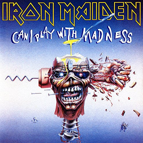 Iron Maiden - Can I Play With Madness 7""