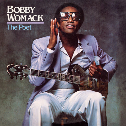 Bobby Womack - The Poet (LP)