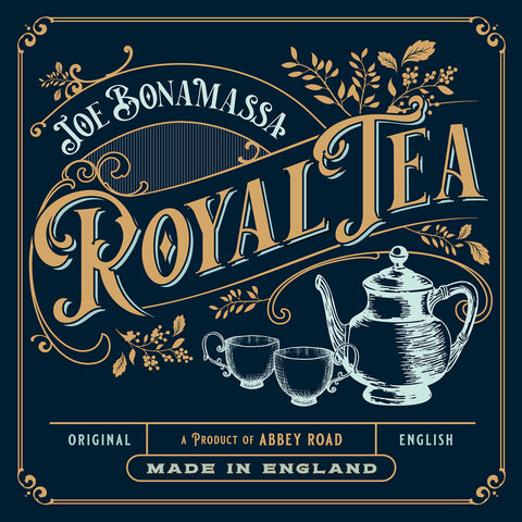 Joe Bonamassa - Royal Tea (2xLP, Transparent Vinyl)
