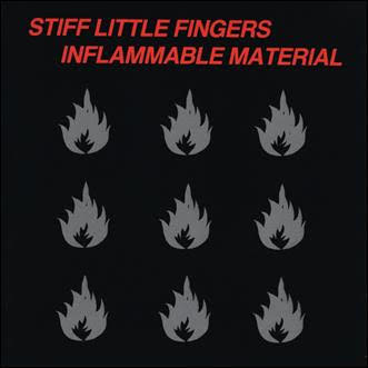Stiff Little Fingers - Inflammable Material (LP, 2019 Reissue)