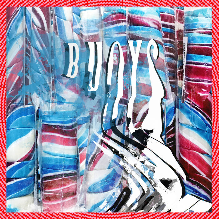 Panda Bear - Buoys (LP, Red & Black vinyl in Tip-On Jacket)