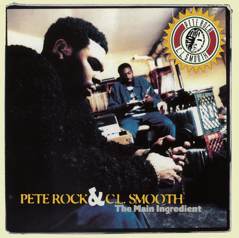 Pete Rock & CL Smooth - The Main Ingredient (2xLP, 180gm)