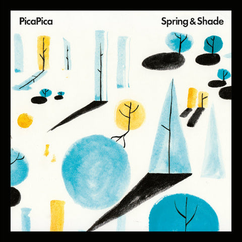 "PicaPica - Spring & Shade (10"" EP, Indie excl.)"