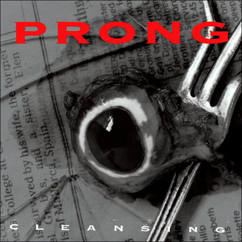 Prong - Cleansing (LP, Silver Vinyl)