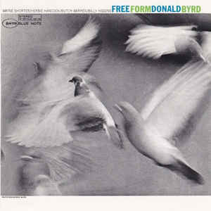 Donald Byrd - Free Form LP