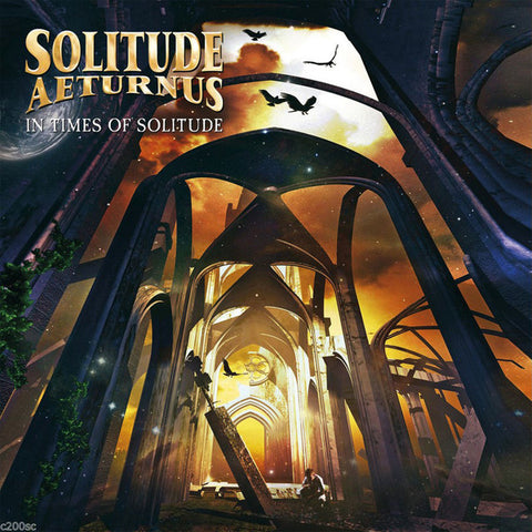 Solitude Aeturnus - In Times of Solitude (2xLP, white vinyl)