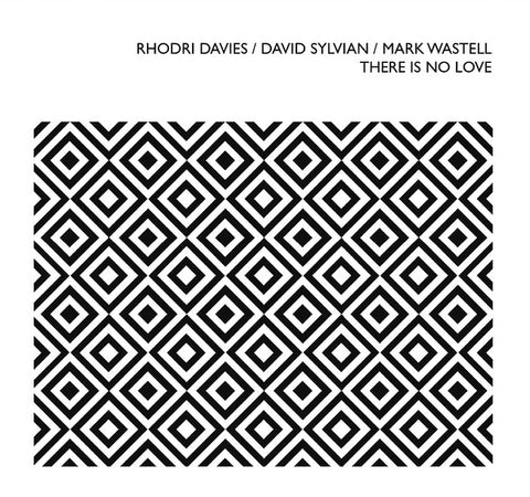 PREORDER - Rhodri Davies / David Sylvian / Mark Wastell - There Is No Love (CD)
