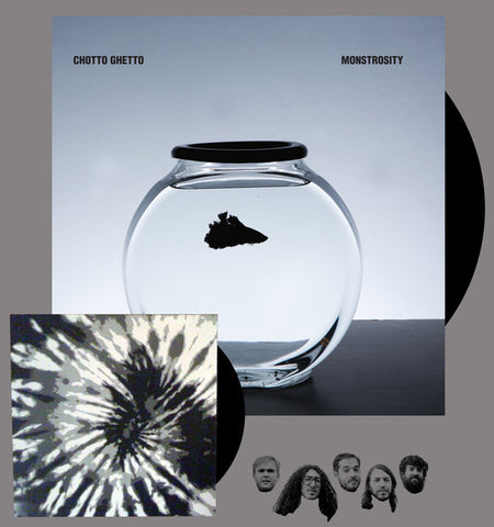 Chotto Ghetto - Monstrosity LP
