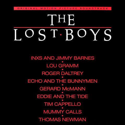 Various - Lost Boys OST (LP, Red vinyl)