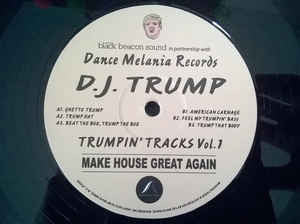"DJ Trump ‎– Trumpin' Tracks Vol. 1 (12"")"